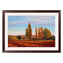 "Framed 42"" x 32"" Chiana Print by Kent Lovelace, ARS-10306"