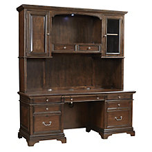 "Oakdale Credenza and Hutch - 74""W, 8803658"
