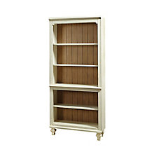 "Coronado Two Tone Bookcase - 72""H, 8804730"