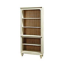 """Coronado Two Tone Bookcase - 72""""H, 8804730"""