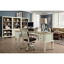 Coronado Complete Curved L-Desk Set, 8804900