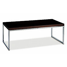 "44"" x 22"" Wall Street Coffee Table, AVN-400012"