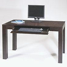 Plaza Laptop Desk with Post Legs, AVN-PZA25ES