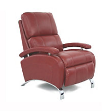 Barcalounger Oracle II Leather Recliner, BAA-7-4160