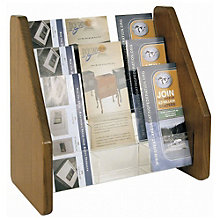 Three Tier Brochure Holder, 8804526