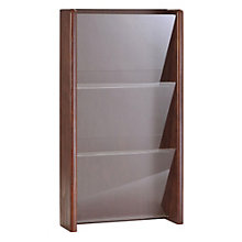 Three Tier Literature Rack, 8804527