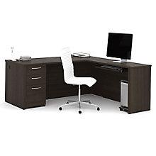 "71""W Executive L-Desk, 8804688"