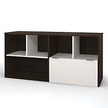 Contempo Single Drawer Storage Credenza, BES-10266