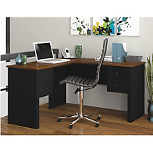 Somerville Compact L-Shaped Desk, BES-10595