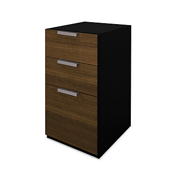 Pro Concept Three Drawer File Pedestal - Ready to Assemble, 110620