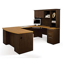 Shefford Reversible U-Shaped Workstation, BES-11187