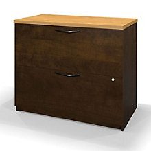 """Shefford Two Drawer Lateral File - 35.5""""W, BES-11188"""