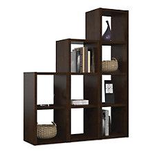 Nine Section Cubby Bookshelf, BES-11190