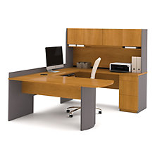 Executive Reversible U-Desk, 8802826
