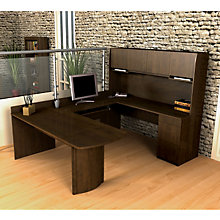 Executive Reversible U-Desk, BES-52412