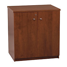 Tuscany Brown Two-Door Cabinet, BES-68680-63