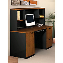 Hampton Credenza with Hutch, BES-69450