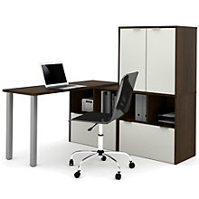 i3 Two Tone L-Shaped Workstation, 8802204