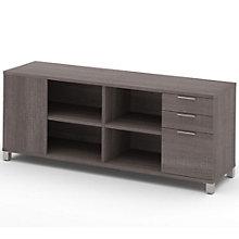 Pro Linea Three Drawer Storage Credenza, 8804335