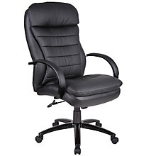 Habanera High Back Vinyl Executive Chair, 8803523