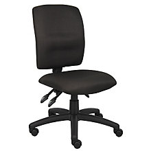 Armless Multi-Function Task Chair, 8803540