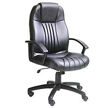 Leather High Back Executive Chair, 8803640