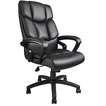 Abrams Bonded Leather Executive Chair, BOC-B8701