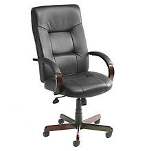 Dawson High Back Leather Executive Chair, 8803648