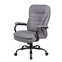 Big and Tall Executive Chair in Vinyl, 8807847
