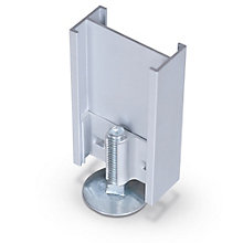 Standard Modular Panels 2-Way Straight Connector Leg, 8802299