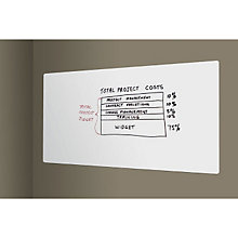 Peel and Stick Whiteboard - 3' x 2', BRT-10709