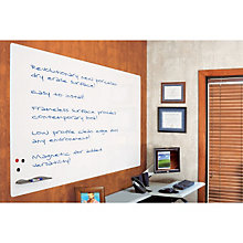 Peel and Stick Whiteboard - 4' x 3', BRT-10710