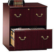 Harvest Cherry Lateral File Cabinet, 8802641