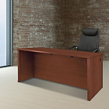 "Prestige Plus Minimalist Executive Desk 72""W x 30""D, BST-T59400"