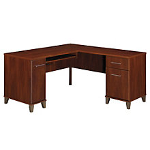 "Reversible L Desk 60""W, BUS-WC8130"
