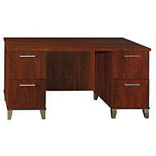 "Somerset Executive Desk 60""W, BUS-WC8128"