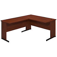 "Series C Elite Reversible C-Leg L-Desk with 42""W Return, 8805312"