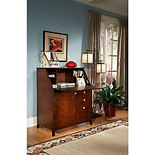 Grand Expressions Secretary Desk, BUS-KI20110-03K