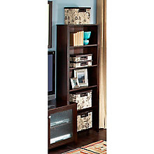 Grand Expressions Five Shelf Bookcase, BUS-KI20111-03