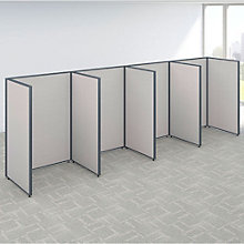 "66""H Four Person Open Side by Side Workstation Panel Set, 8805208"