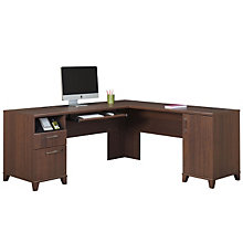 Achieve L-Desk with Right Return, BUS-PR67610K