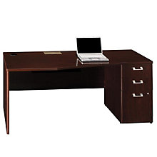 "72"" Desk with Right Pedestal, BUS-QT0746-7"