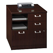 Combo File with Storage Compartment, BUS-QT255F