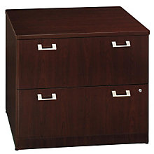 "Two Drawer Lateral File 36""W, BUS-QT256F"