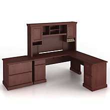 Executive L Desk Set, BUS-SYN003