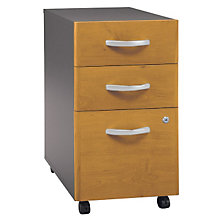 Assembled Three-Drawer File, BUS-WC53SU