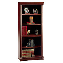 Birmingham Five Shelf Open Bookcase, BUS-WL26665-03
