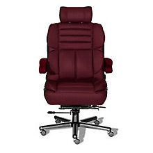 24/7 Big and Tall Chair with Headrest in Fabric, 8810150