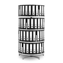 Four Tier Binder Carousel, EMI-468504