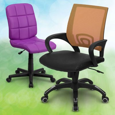 Add a Touch of Spring to Your Office With a Colorful Chair!